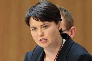 Ruth Davidson MSP Scottish Conservative Leader
