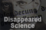 Disappeared Science