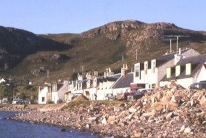Shieldaig – a couthie holiday destination? <em>Picture: Anne Burgess</em>