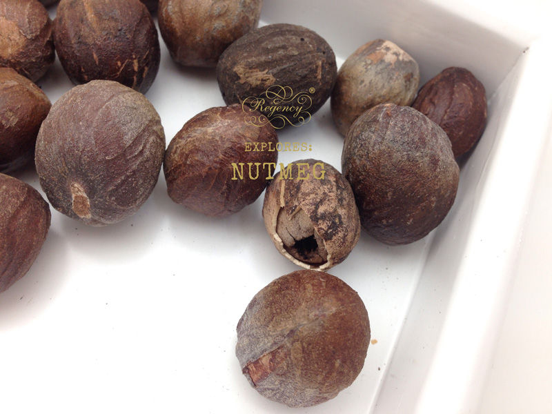 nutmeg insect infestation
