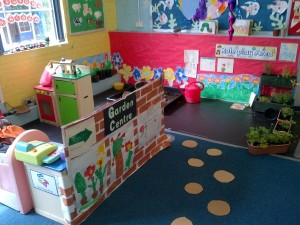 Free childcare for all two-year-old children  in families seeking work