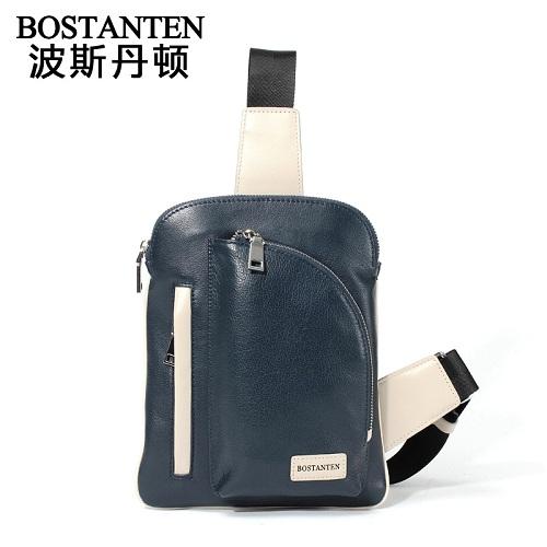 波斯丹顿B50015型男时尚实用男士胸包