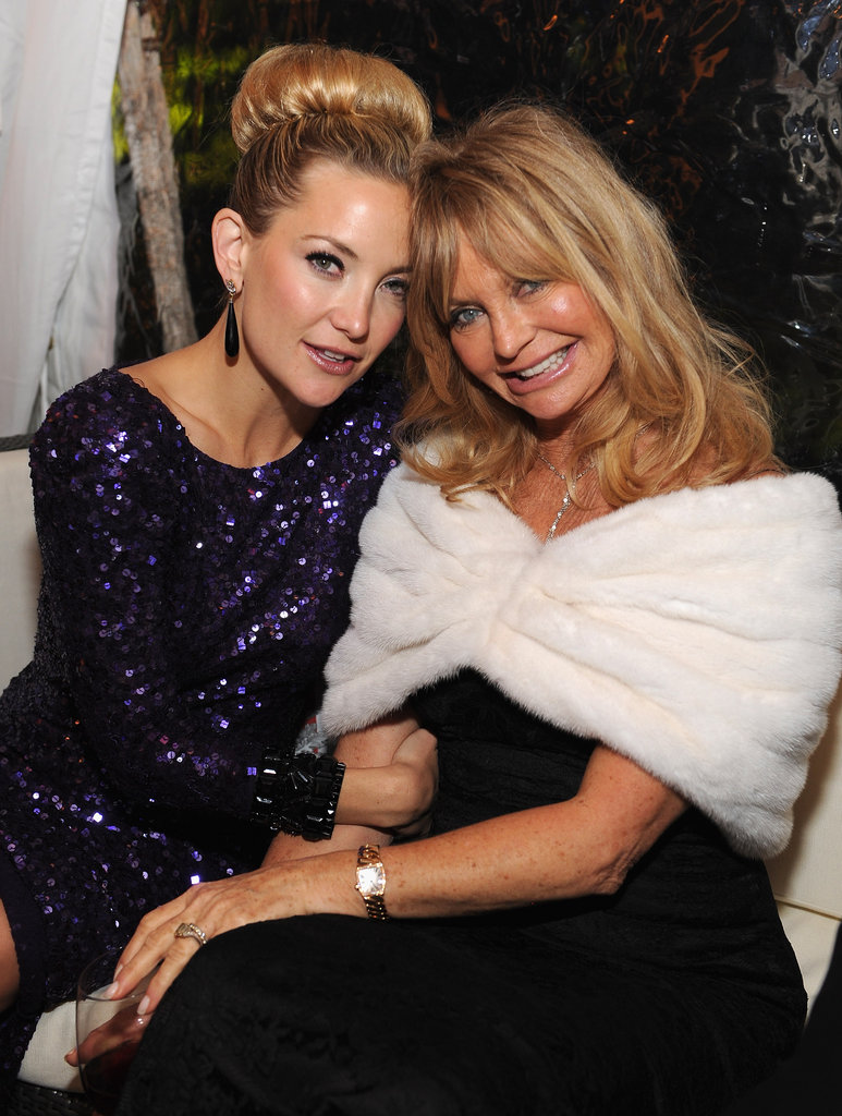 Kate-Hudson and his mom