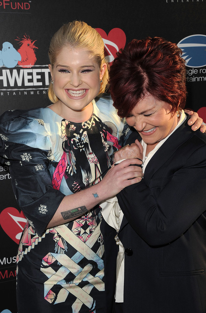 Kelly-Osbourne mom