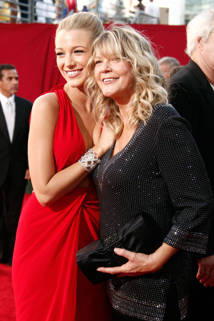 Blake-Lively and her mom
