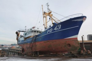Scotland's fishing industry suffered under the CFP