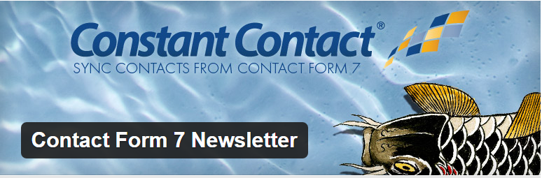 constant contact form