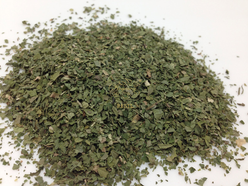 basil flakes at Regency Spices