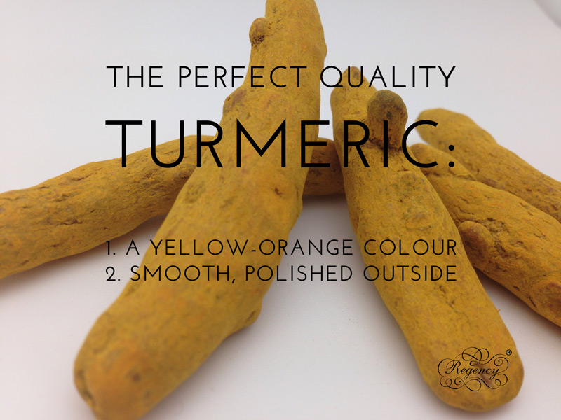 The perfect quality Turmeric