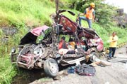 Seven killed in Mumbai-Pune Expressway accident