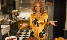 Holiday Feast with Kelis' Shakes Up the Cooking Channel
