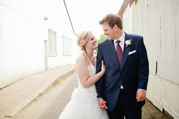 navy suit burgundy tie groom
