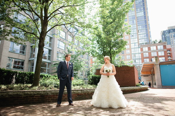 downtown vancouver wedding formals