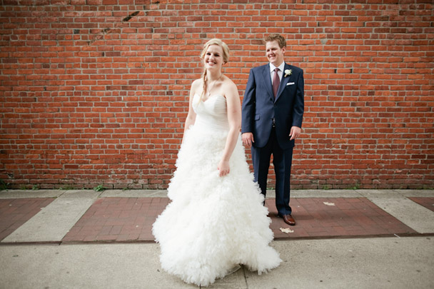 watters dress from bisou bridal vancouver