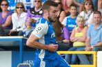 Chester FC midfielder Luke George