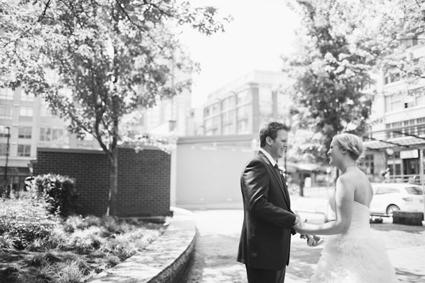-vancouver wedding first look