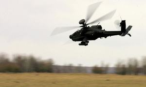 Indian cabinet approves military chopper deal
