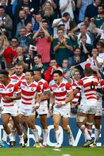 RWC 2015: Japan gave us something to cheer by flying in the face of what everyone assumed was logic - Brian Ashton