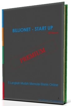 Start Up Bisnis online