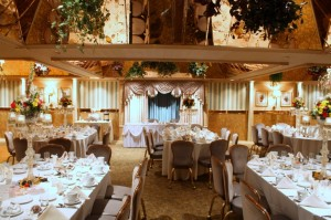 Garden room, Intimate Weddings, Showers, Birthdays.  Banquet Halls, Fisher's Tudor House