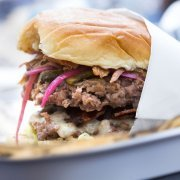 Where To Take Her: Grillstock, Waffles And The World's Best Bar