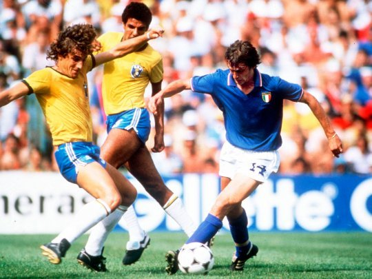 1982: Why Brazil V Italy Was One Of Football's Greatest Ever Matches