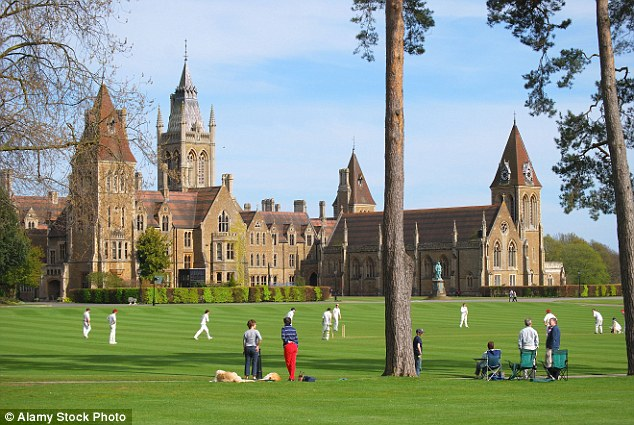 The historic Charterhouse school has come in for criticism over claims of 'draconian' discipline methods