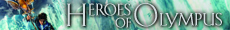 Heroes of Olympus by Rick Riordan