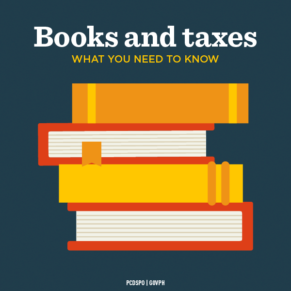Books and taxes