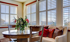 $1,600 for $1,800 Toward Custom Drapes, Shades,...