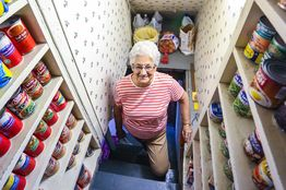 Communities Struggle to Care for Elderly, Alone at Home