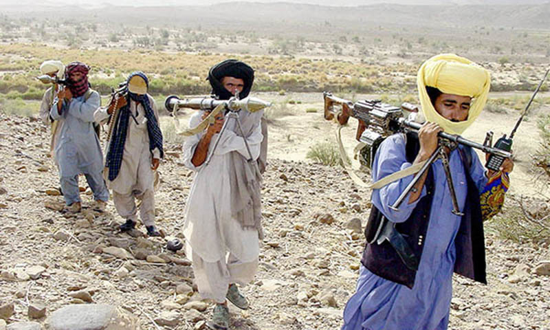 A security official, who declined to be named, said the dead militants belonged to two Baloch separatist groups.  —AFP/File