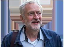 Skyline: Jeremy Corbyn