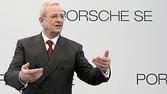Former VW chief executive Martin Winterkorn