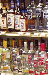 Cheap spirits are a problem