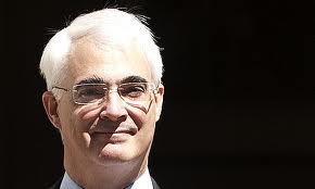 Alistair Darling Who would set mortgage rates?