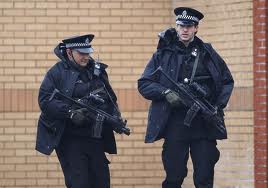 440 officers routinely armed