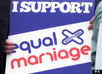 Same Sex Marriage Bill Passed by a substantial majority