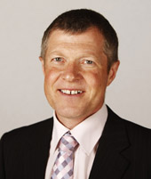 Willie Rennie 'Reading the tea leaves'