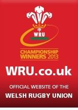 WRU Logo Chamions 2013