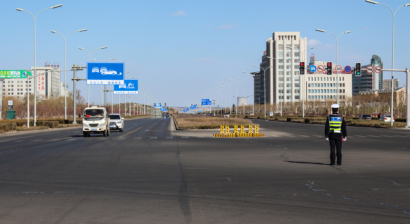 Ordos - China's Ghost City X