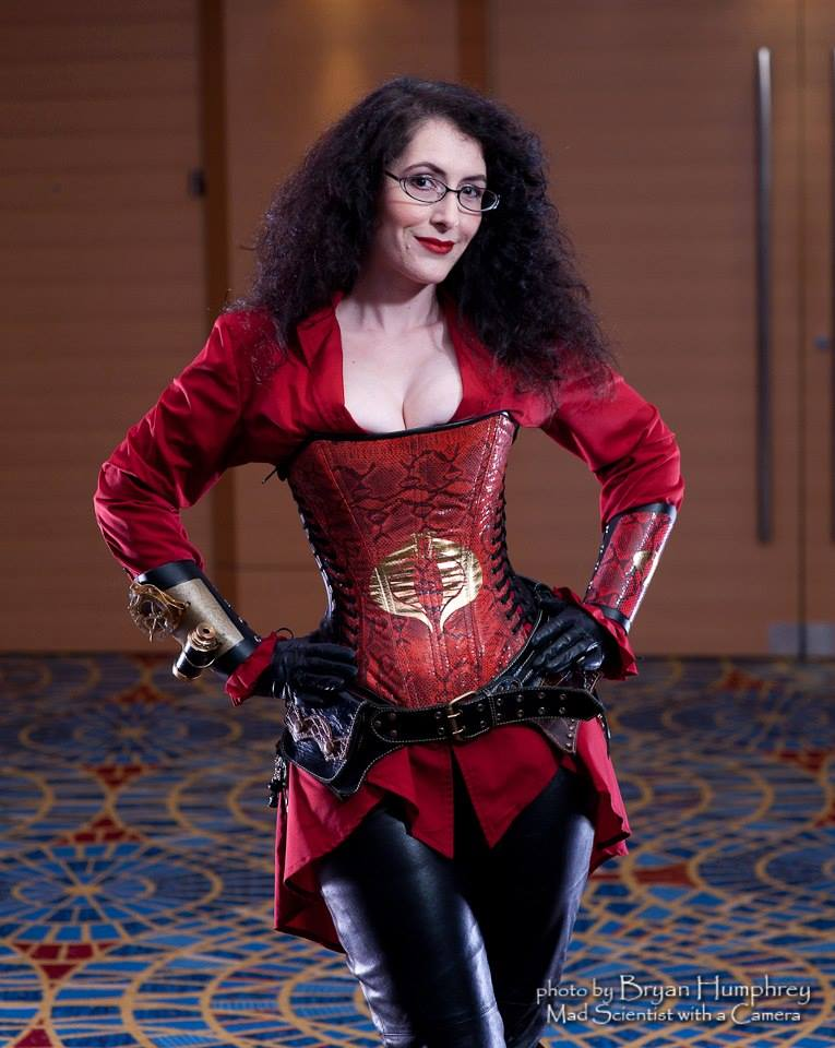 Steampunk Baroness - Cosplay