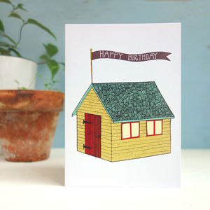 Happy Birthday Shed Lover - shop by category