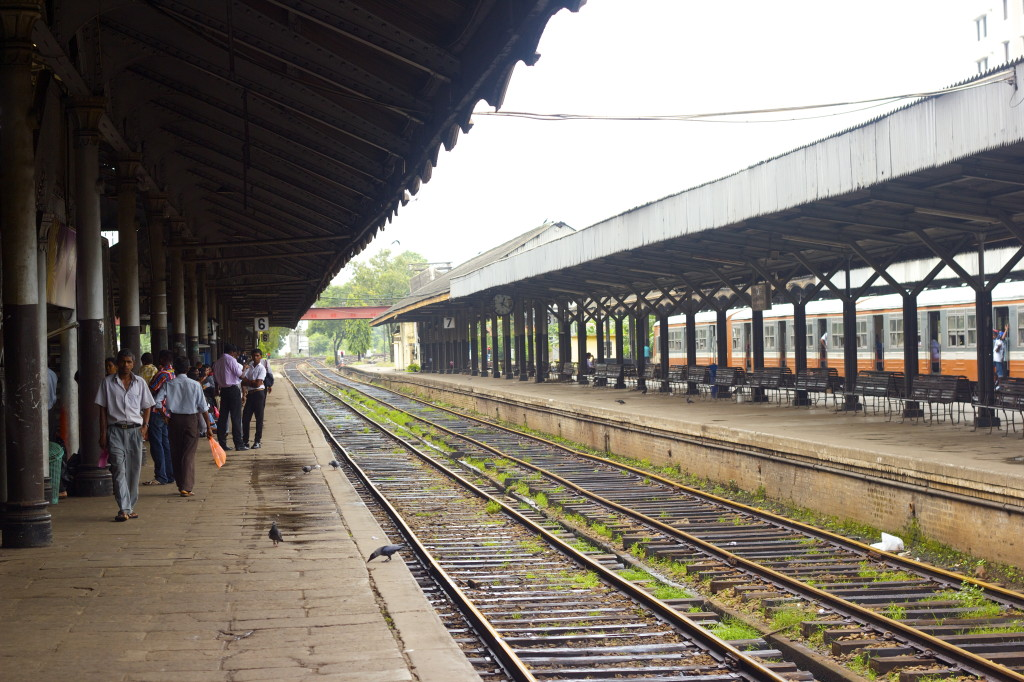 Colombo railway station
