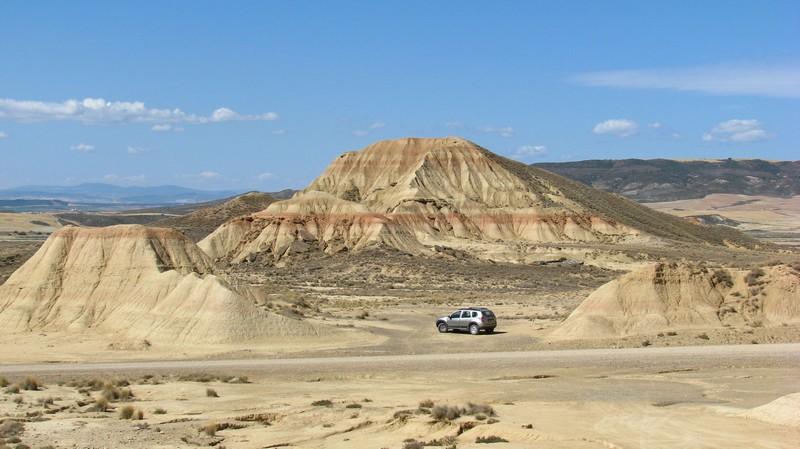 désert de bardenas