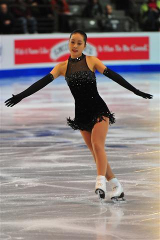 Risa SHOJI © Japan Skates