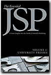 Essential JSP: Critical Insights into the World of Scholarly Publishing