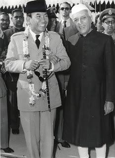 Penyambutan+Ir.Sukarno