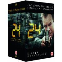 24 - Complete Season 1-8 + Redemption
