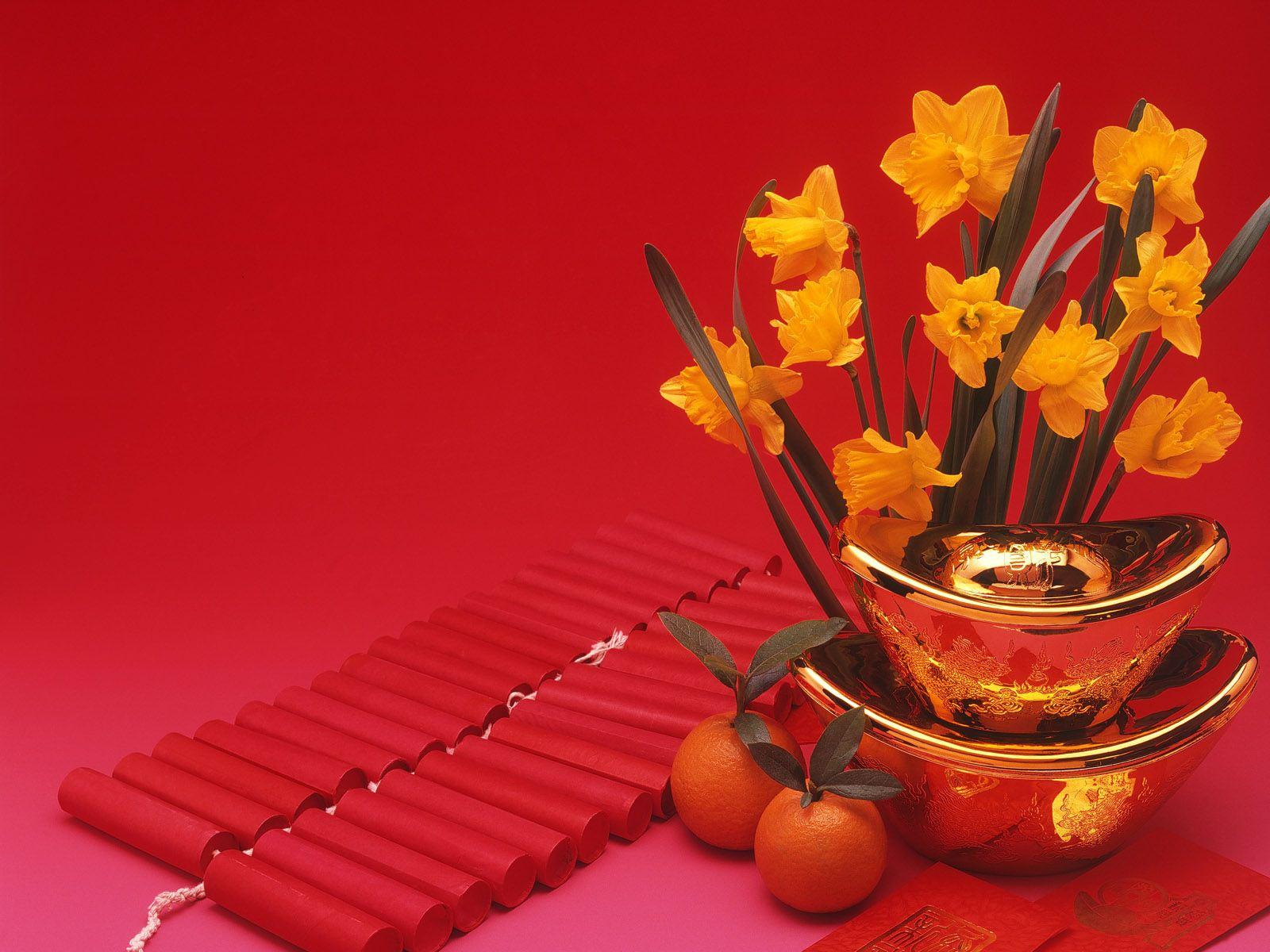 新年节日喜庆 背景图片可爱